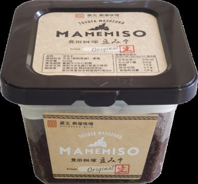 Noda Miso paste premium – Mame Miso (110991)