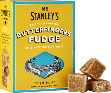 Mr. Stanley's Butter fudge (111004)