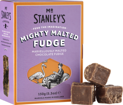 Mr. Stanley's Chocolate fudge (111006)