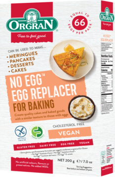 Orgran No Egg – vegan egg replacer for baking (111009)