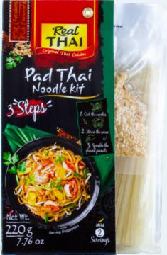 Real Thai Pad Thai Noodle KIT (111018)