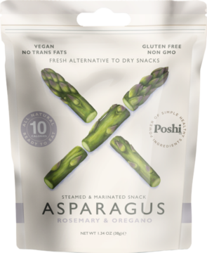Poshi Asparagus, marinated – rosemary & oregano (111066)