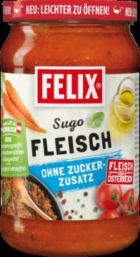 Felix Sugo Fleisch ohne Zuckerzusatz (111093)