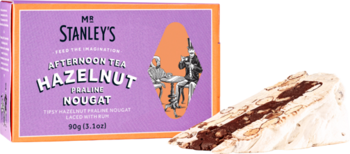 Mr. Stanley's Nougat with hazelnut and chocolate (111098)