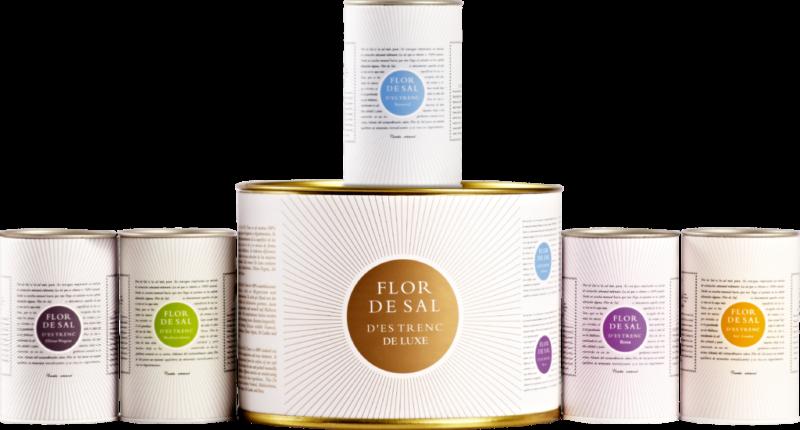Flor de Sal d'Es Trenc Organic Flor de Sal de Luxe (111132)