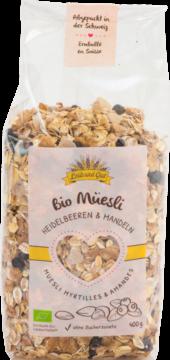Leib und Gut Muesli blueberry & almond ORGANIC (111164)