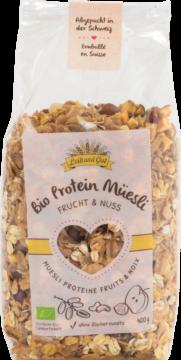 Leib und Gut Protein muesli fruit & nuts ORGANIC (111165)