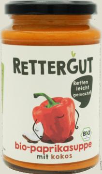 Rettergut Organic pepper soup with coconut milk (111175)