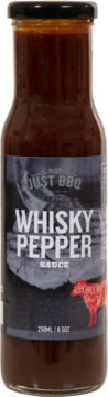 Not Just BBQ Whisky pepper sauce (111307)