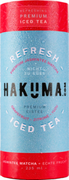 Hakuma Refresh – Premium iced tea (jasmine tea) (111312)