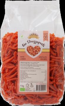 Leib und Gut Strozzapreti lentilles rouges BIO (113320)