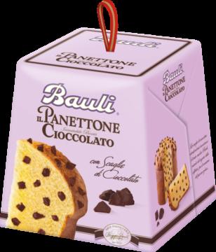 Bauli Panettone chocolate chunks (113334)