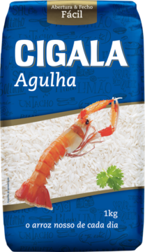 Cigala Agulha – Langkorn Reis (113341)