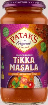 Patak's Tikka Masala Sauce (113352)
