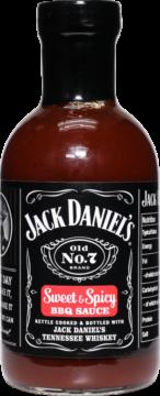 Jack Daniel's BBQ Sauce Sweet & Spicy (113356)