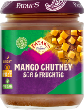 Patak's Mango chutney sweet (113365)