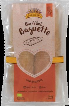 Leib und Gut Mini baguette organic – glutenfree (113387)