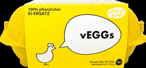Cultured Foods vEGGs baking & cooking – vegan egg-alternative (113442)