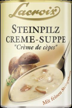 Lacroix Suppe & Sauce Cream of porcini soup (19005)