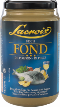 Lacroix Fish stock (19305)
