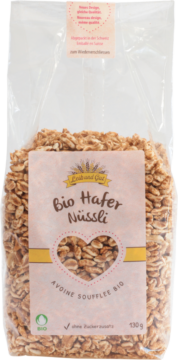 Leib und Gut puffed oat ORGANIC Bud Import (21426)