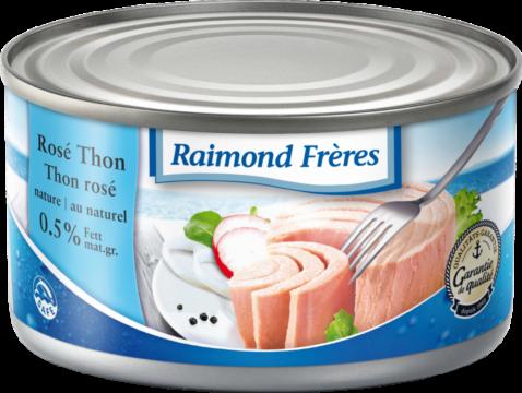 Raimond Frères Rosé Thon in Wasser (SKJ in brine) (22370)