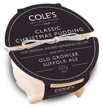 Coles Classic Christmas Pudding (225001)