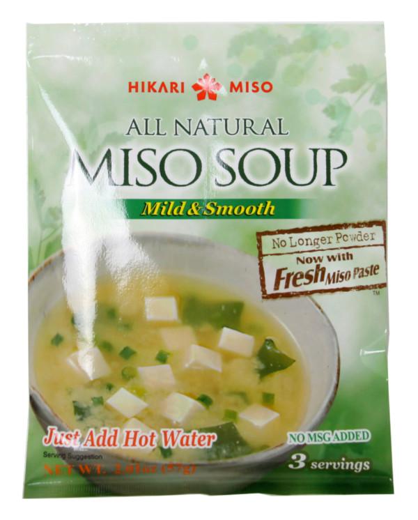 Hikari Instant Miso-Suppe SÜSS&MILD (229362)