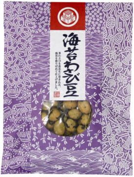 Tokunaga Erdnuss-Cracker – Nori Wasabi (229537)