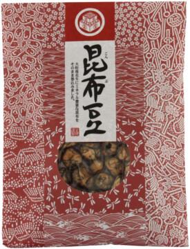 Tokunaga Erdnuss-Cracker Seegras Kombu Mame (229539)