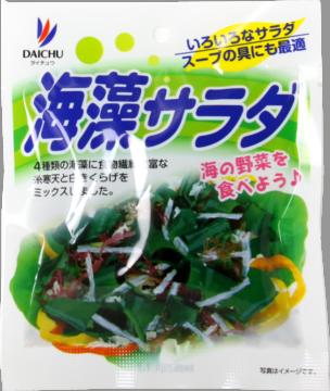 Daichu Seaweed salad Kasio (229818)