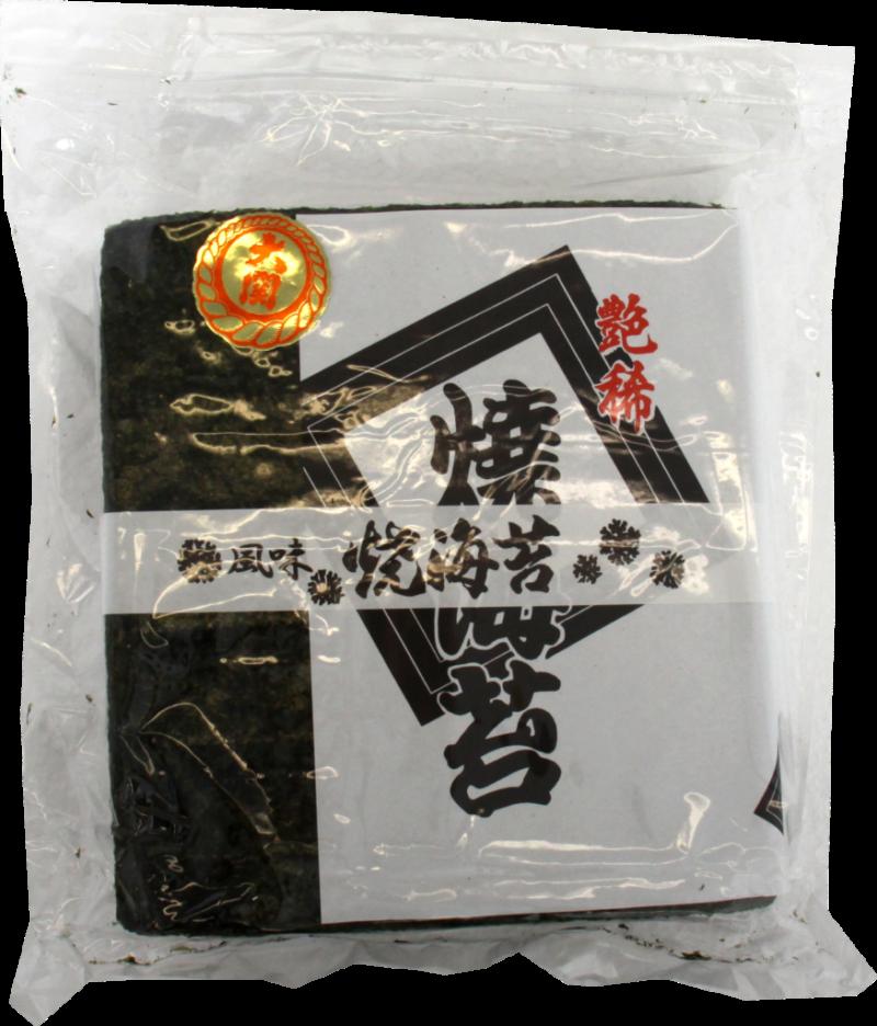 Ozeki Geröstetes Seegras Yaki Nori – 100 Blätter (229905)