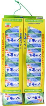 Tokiwa Sachet de thé vide – 60 pcs/paquet (229910)