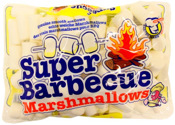Van Damme Marshmallows SUPER BBQ MALLOWS weiss (230436)
