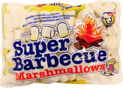 Van Damme Marshmallows super BBQ white (230436)