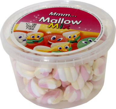 Van Damme Marshmallows Twists (230982)