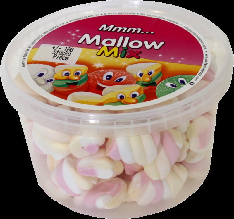 Van Damme Marshmallows Twists (230982)