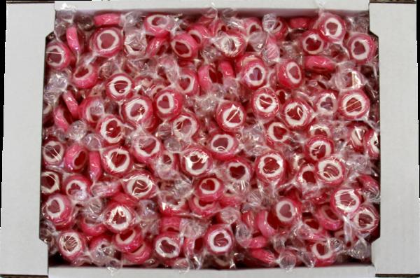 Astra Candies Bulk HERZ Strawberry (235953)