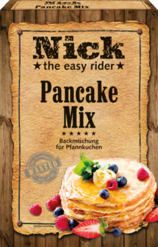 Nick Easy Ryd Pancake mix (28165)