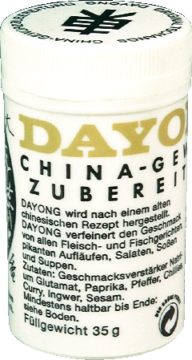 Dayong Chinese spice mix (31300)