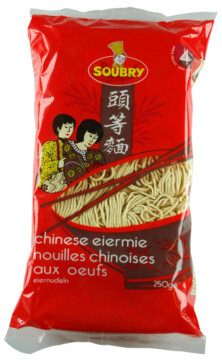 Soubry Chinese instant egg noodles (31389)
