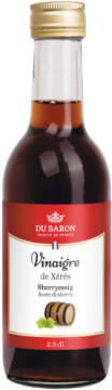 Dubaron Vinegar of sherry 6° (32429)