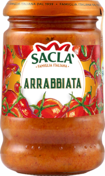 Saclà Sauce Arrabbiata (34004)