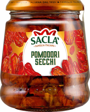 Saclà Dried tomatoes in oil (34016)
