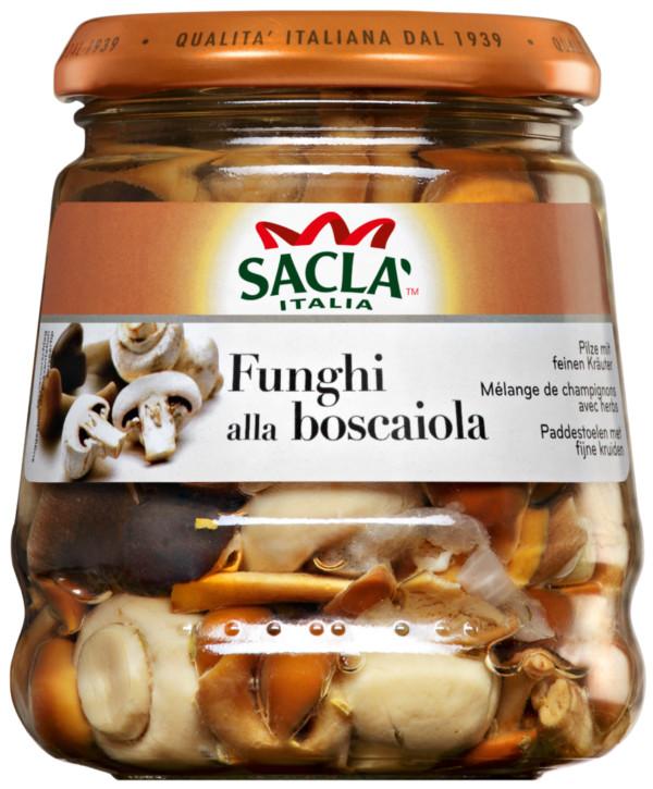 Saclà Funghi alla Boscaiola (34019)