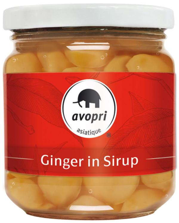 Avopri Ginger in Sirup (36086)