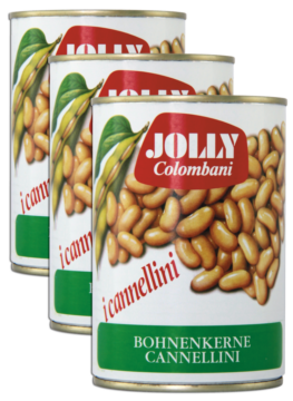 Jolly White beans (Cannellini) (61340)