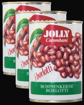 Jolly Haricots borlotti (61360)