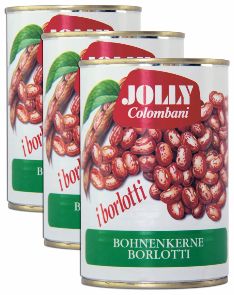 Jolly Borlotti beans (61360)