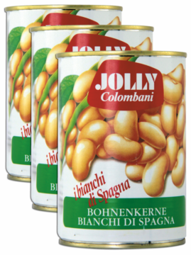 Jolly Big white beans (Spagna) (61380)